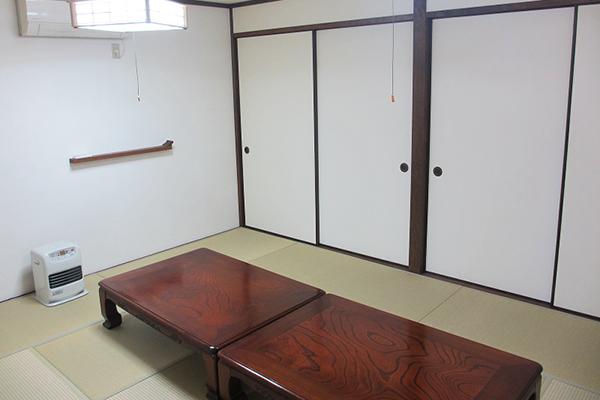 控室(和室