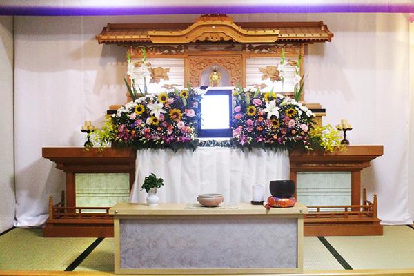 家族葬シンプルコース